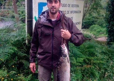 Laureano Álvarez Valiña, de Teverga